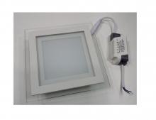 Супер мощен LED панел за вътрешен монтаж - 12W
