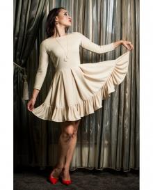 Елегантна рокля с харбали
