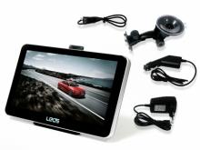 "GPS навигация LEOS A707BT - 7"" + Bluetooth - ЛЕК-КАМИОН"