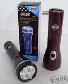 Фенер-прожектор с 3 LED диода