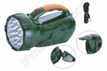 LED аварийна фенер 22+7 диода YJ-2807