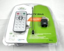 Цифров ТВ тунер-декодер за компютър-лаптоп, DVB-T, USB