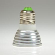 Led светодиодна цветна крушка(луничка) с дистанционно