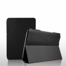 Стилен твърд калъф за Samsung Galaxy Note 10.1 инча N8000 - ЧЕРЕН