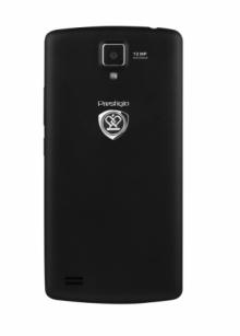 Смартфон Prestigio MultiPhone 5550 DUO - 5.5 инча, IPS, четириядрен, 2СИМ
