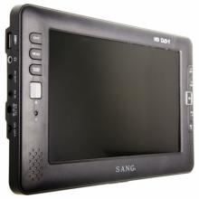Портативен Телевизор SANG HD9007 - 9 инча, цифрова Dvb-t телевизия