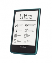 Електронна книга PocketBook 650 Ultra - Зелена