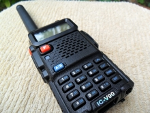 Радиостанция icom IC-V90, 15W, 136-174 mHz