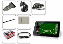 GPS навигация за камиони MEDIATEK Extreme 5 - 5 инча, 128RAM, 800MHZ