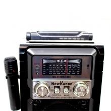 Караоке Тонколона KN-551REC-MIC + МИКРОФОН