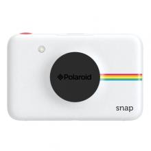 Дигитален фотоапарат за моментни снимки Polaroid Snap, Бял и Черен