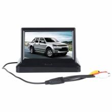 Сгъваем TFT LCD монитор 5 инчов за камера за задно виждане