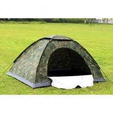 Камуфлажна палатка до 4 човека