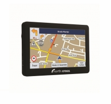 GPS навигация North Cross ES725FE - 7 инча, 256MB RAM, 8GB