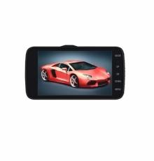 Видеорегистратор - DVR две камери AT T600 с 4 инча дисплей 12mpx + 16GB карта