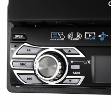Навигация за камион за вграждане  модел AT 7158G, GPS, Bluetooth, 7 инча + КАМЕРА