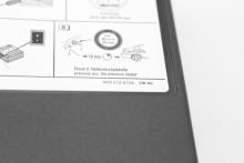 Оригинален компресор за помпене на гуми VW, AUDI, SEAT, SKODA МОДЕЛ:1