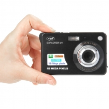 Цифрова камера фотоапарат PNI Explorer M1 18MP дисплей LCD 2.7 инча