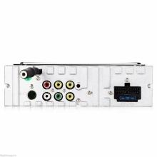 Единичен универсален дин AT 7158G MP5, GPS, SD, Bluetooth, 7 инча