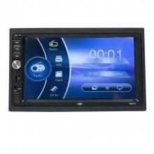 Универсален двоен дин MP3 MP5 PNI V6270, Bluetooth, USB, 7 инча + КАМЕРА