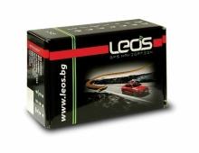 Мощна двуядрена навигация LEOS ROAD KING - 7 инча, Сенник, 256MB RAM