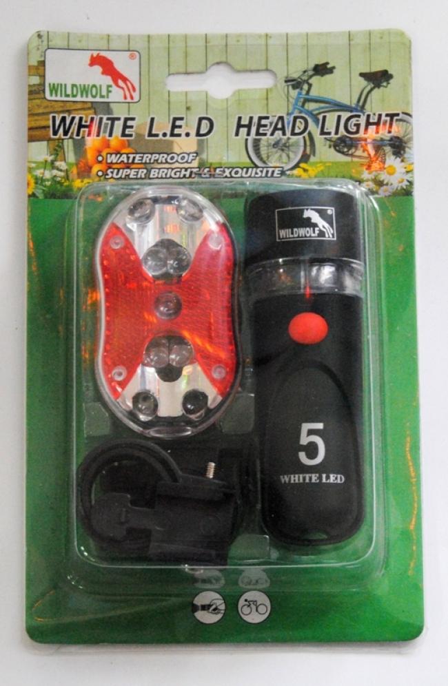 LED Светлини за велосипед