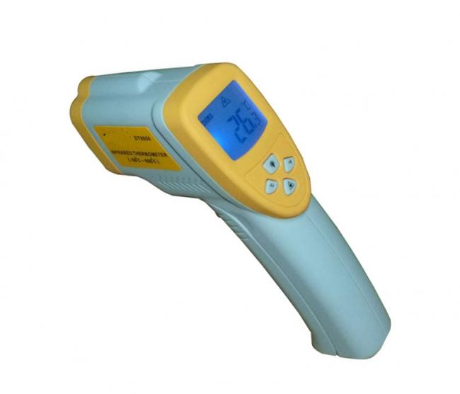 Безконтактен инфрачервен IR термометър DT8650