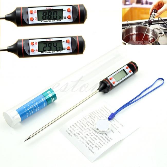 Термометър сонда за хранителни производства