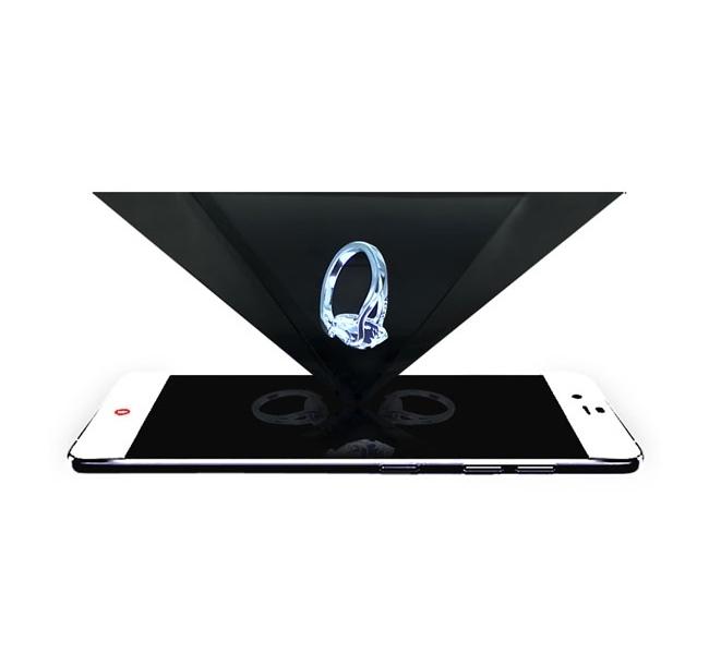 Холограмен проектор за кристална 3D картина