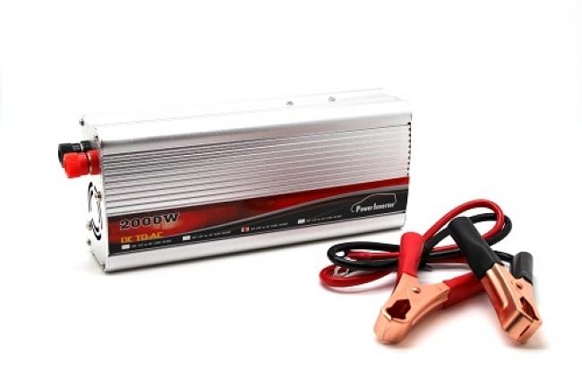 Инвертор на напрежение PI 12V - 220V - 2000W