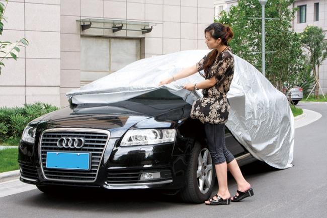 Универсално покривало за автомобил