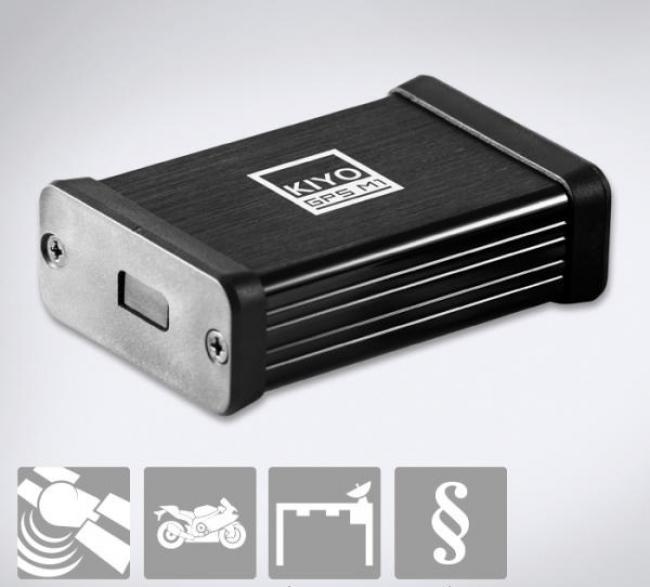 KIYO GPS M1 GPS радар детектор - антирадар за мотор