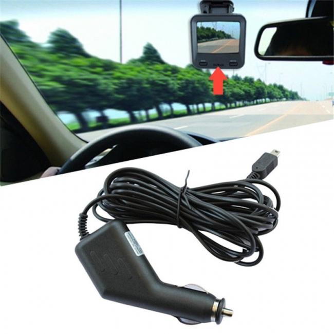 Зарядно за камера за кола DVR за кола с mini USB - 1000mah
