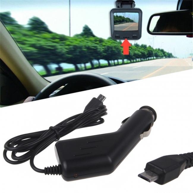 Зарядно за камера за кола DVR за кола с micro USB - 1500mah