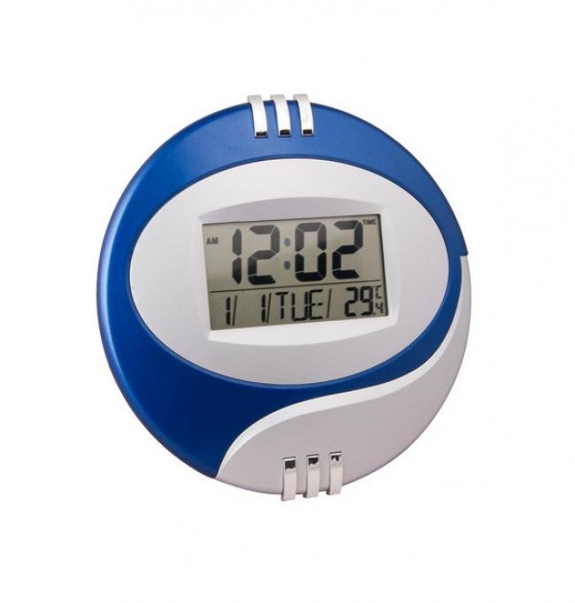 Стенен часовник, температура, аларма Kenko 6870