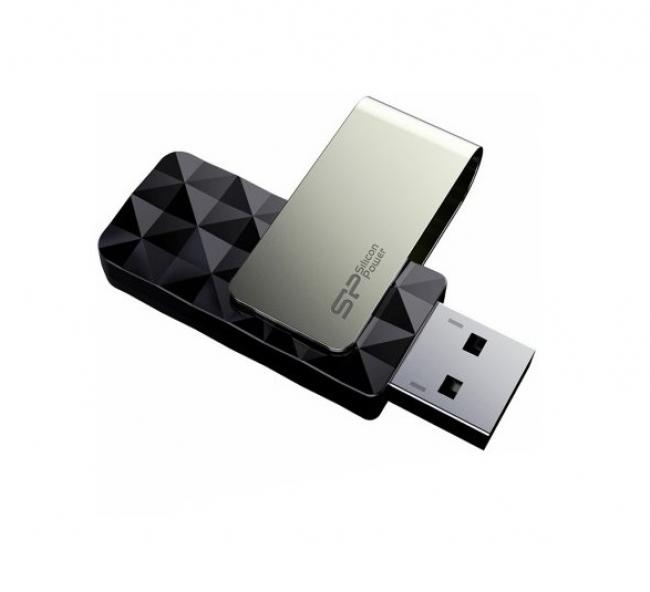 USB Флаш памет Silicon Power Memory USB 3.0, Blaze - 16GB