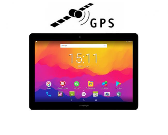 4в1 навигация таблет PRESTIGIO Wize 3151 3G, 10,1 инча, SIM, Android 7, 1GB RAM