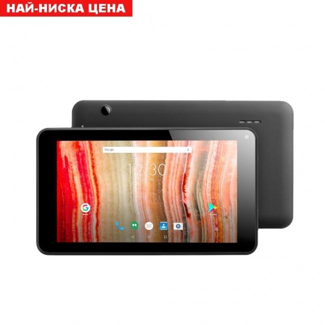 Промоция! Таблет QuadColor Black 7 инча, 8GB + Калъф