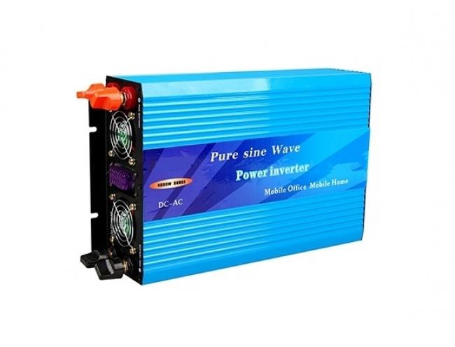 Инвертор Пълна Синусоида 3000W - 12V за кемпери,  камиони, каравани