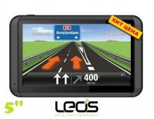 GPS навигация LEOS M5 - ЛЕК-КАМИОН