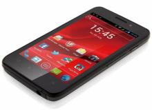 Телефон - смартфон PRESTIGIO MULTIPHONE 4300