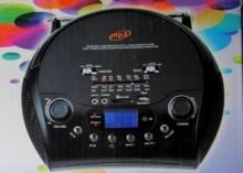 Радио FM AM и MP3, USB, с дистанционно управление