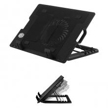 Охладител за лаптоп с ергономична форма ErgoStand