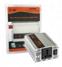 Инвертор на напрежение 12V - 220V - 500W