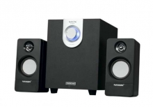 Аудио система NANSIN V-3000 2.1 колонки + събуфер
