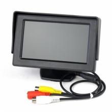 TFT LCD монитор за връзка с камера за задно виждане - 4,3 инча