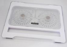 Охладител за лаптоп IS920, 2 вентилатора, 2 входа за USB
