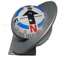 Мобилен компас в течност