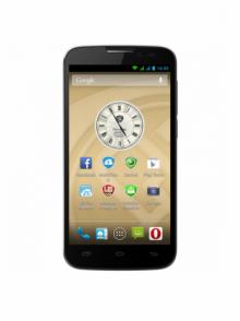Смартфон PRESTIGIO MultiPhone PSP5517 DUO - 5 инча, IPS, Quad core, Android 4.4