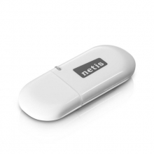 Netis WF-2109, 300Mbps Wireless-N USB Adapter, вградена антена